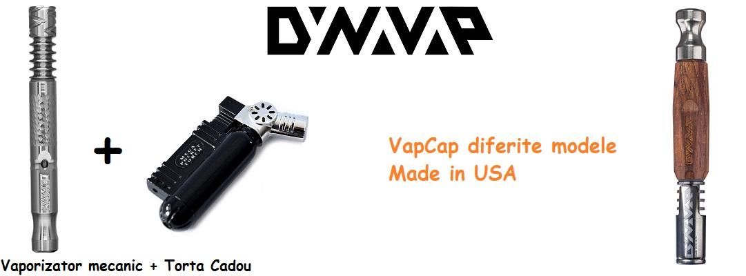 Vaporizatoare mecanice DynaVap