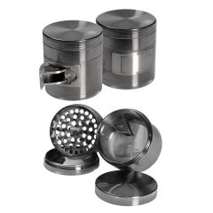 Grinder with Ejection 4 parti