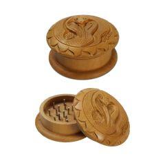 Grinder lemn Shisham Snake