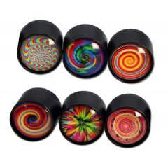 Grinder Mini Psychedelic Glass Dome