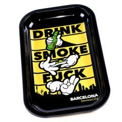 Tava Smoke City Rolling 270x160mm