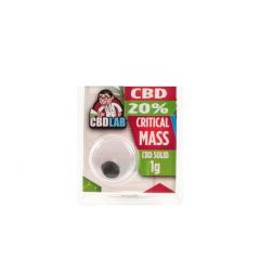 Jelly CBD 20% Critical Mass | 1g