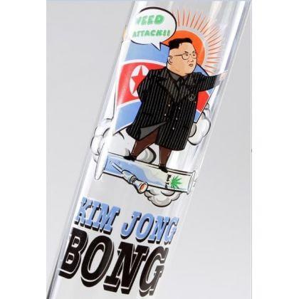 Bong 'BL' Weed Attack' 'Kim Jong'