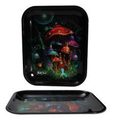 Tava de Rulat Mushroom Black Leaf 340x275