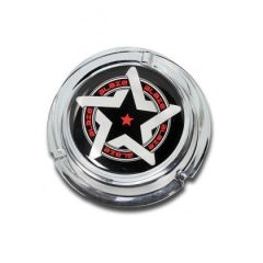 Scrumiera sticla Blaze Ashtray Ø 160mm H 55mm